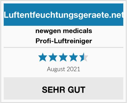 newgen medicals Profi-Luftreiniger Test