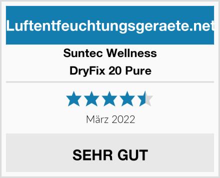 Suntec Wellness DryFix 20 Pure Test