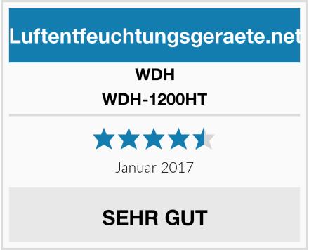 WDH WDH-1200HT Test