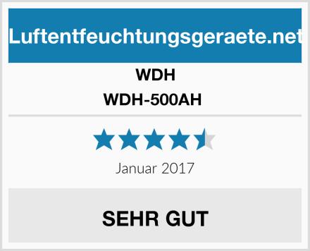 WDH WDH-500AH  Test
