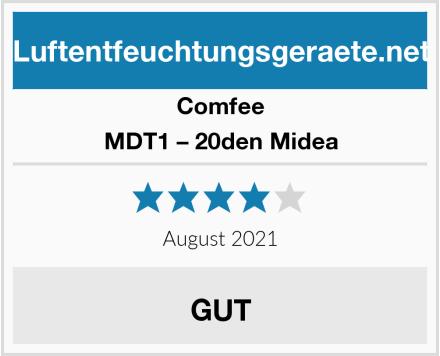 Comfee MDT1 – 20den Midea Test
