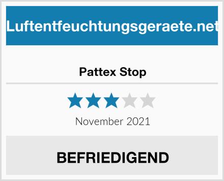 Pattex Stop Test