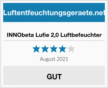 INNObeta Lufie 2,0 Luftbefeuchter Test