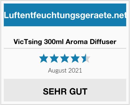 VicTsing 300ml Aroma Diffuser Test