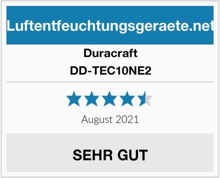 Duracraft DD-TEC10NE2 Test