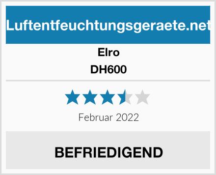 Elro DH600 Test