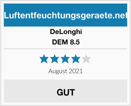 DeLonghi DEM 8.5 Test