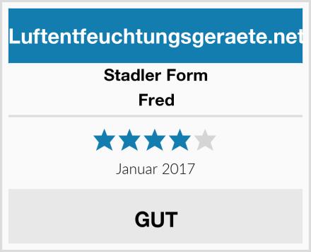 Stadler Form Fred Test
