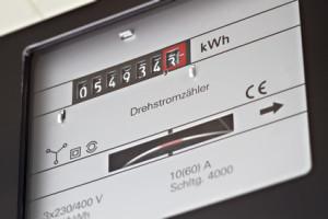 Energieverbrauch von Luftentfeuchter