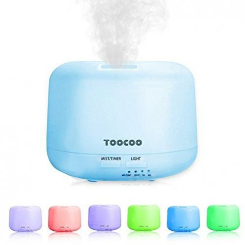 Toocoo Aroma Diffuser 2 in 1